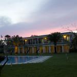 Gina a Porto Romano - Tramonto